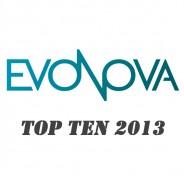 Las 10 entradas más visitadas de Evonova en 2013